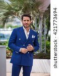 Small photo of Cannes, France - 16 MAY 2016 - Edgar Ramirez attends the 'Hands Of Stone' Photocall at the annual 69th Cannes Film Festival