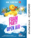 Foam Party Summer Open Air....