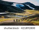 Hiking In Landmannalaugar ...