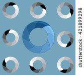 round preloader animation frame