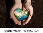 With Love And Care To Our Planet