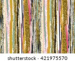 vector seamless pattern with... | Shutterstock .eps vector #421975570