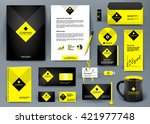 professional  luxury universal...   Shutterstock .eps vector #421977748