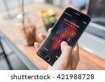 nakhon ratchasima  thailand  ... | Shutterstock . vector #421988728