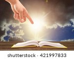spirit. | Shutterstock . vector #421997833