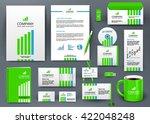 professional universal branding ... | Shutterstock .eps vector #422048248