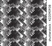 abstract decorative vector... | Shutterstock .eps vector #422090938