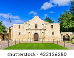 The Alamo In San Antonio  Texa...