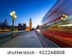 london scenery at westminter...   Shutterstock . vector #422268808