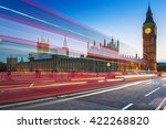 london scenery at westminter... | Shutterstock . vector #422268820