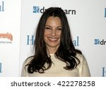 Small photo of Fran Drescher at the 2005 'Funny Ladies We Love' Awards Hosted by Ladies' Home Journal held at the Pearl in West Hollywood, USA on February 2, 2005.