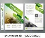 flyers design template vector.... | Shutterstock .eps vector #422298523