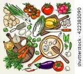 vegetarian food recipes...