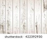 vector wooden texture... | Shutterstock .eps vector #422392930