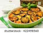 Moussaka   Greek Casserole Wit...
