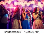 party  holidays  celebration ... | Shutterstock . vector #422508784