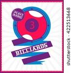 sports games. sport ball.... | Shutterstock .eps vector #422513668