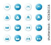 letters  messages  envelopes...