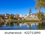 ulm  cathedral  | Shutterstock . vector #422711890