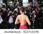 model bella hadid attends 'the... | Shutterstock . vector #422713198