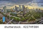 jakarta officially the special... | Shutterstock . vector #422749384
