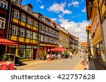 wernigerode  germany   may 4 ... | Shutterstock . vector #422757628