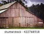 Old Barn Landscape