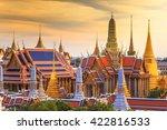 Grand Palace And Wat Phra Keaw...