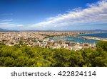 Panorama Of Palma  Mallorca  A...