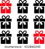 gift icon  gift icon vector ...