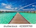Beautiful Water Villas On The...