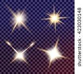 creative concept vector set of... | Shutterstock .eps vector #423030148