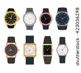 Set Of Watches In Classic...