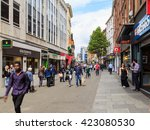 nottingham  england   may 17 ...   Shutterstock . vector #423080530