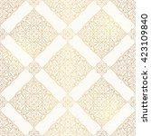 vintage design element in... | Shutterstock .eps vector #423109840