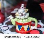 Novelty Clown Teapot In A...