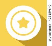 star icon. star sign