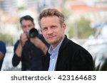 actor jeremie renier attends ... | Shutterstock . vector #423164683