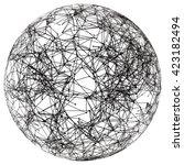 Vector Molecular Lattice  Ball
