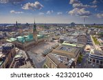 Hamburg. Aerial Image Of...