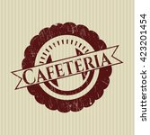 cafeteria rubber grunge texture ... | Shutterstock .eps vector #423201454