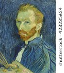 Self Portrait  By Vincent Van...