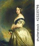 Queen Victoria  Franz Xaver...