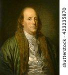 Benjamin Franklin  By Jean...