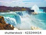Niagara Falls From The America...