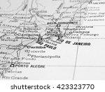 rio de janeiro  brasil   circa... | Shutterstock . vector #423323770