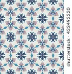 seamless background  pattern... | Shutterstock .eps vector #423492220