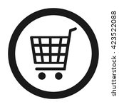 ecommerce icon | Shutterstock .eps vector #423522088