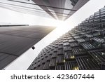 london   nov 11  modern office... | Shutterstock . vector #423607444