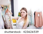 shopping | Shutterstock . vector #423626539
